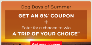hotels dog days of summer coupon