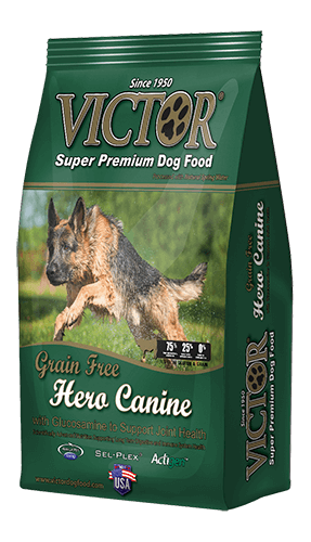 Grain Free Hero Canine